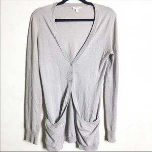Helmut Lang Knit Cardigan Sweater Size Medium